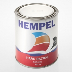 Hempel Antifouling Hard Racing  0,75 Ltr. Geb.